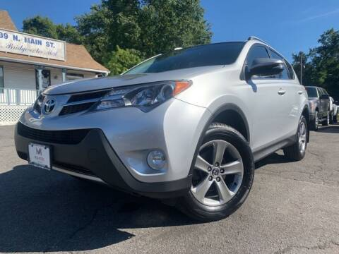 2015 Toyota RAV4 for sale at Mega Motors in West Bridgewater MA