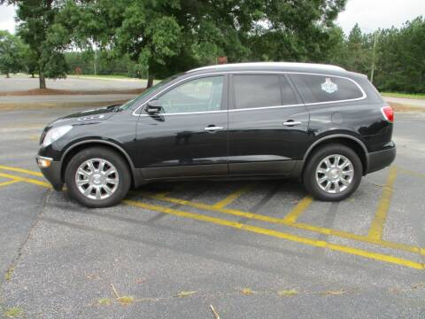 2012 Buick Enclave for sale at A & P Automotive in Montgomery AL