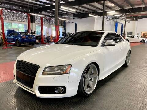 2008 Audi S5 for sale at Weaver Motorsports Inc in Cary NC