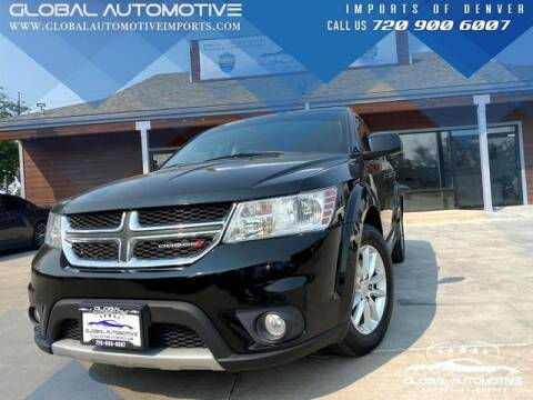 2015 Dodge Journey for sale at Global Automotive Imports of Denver in Denver CO