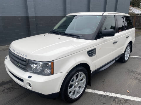 2009 Land Rover Range Rover Sport for sale at APX Auto Brokers in Lynnwood WA