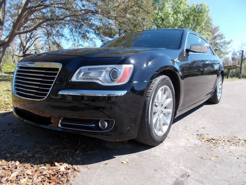 2012 Chrysler 300 for sale at LANCASTER'S AUTO SALES INC in Fruitland Park FL