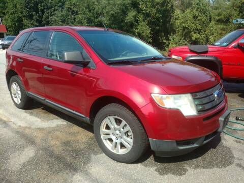 2007 Ford Edge for sale at Auto Brokers of Milford in Milford NH
