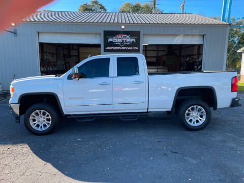 2015 GMC Sierra 1500 for sale at Jack Foster Used Cars LLC in Honea Path SC