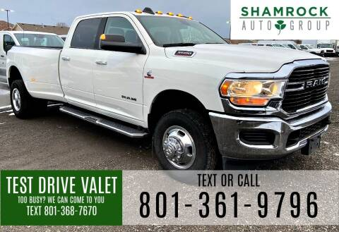 2020 RAM Ram Pickup 3500 for sale at Shamrock Group LLC #1 in Pleasant Grove UT