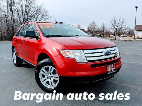 2010 Ford Edge for sale at Bargain Auto Sales LLC in Garden City ID