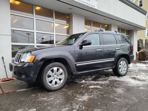2010 Jeep Grand Cherokee for sale at Landes Family Auto Sales in Attleboro MA