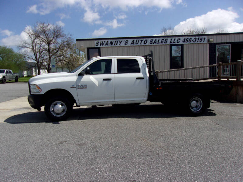 2013 RAM Ram Chassis 3500 for sale at Swanny's Auto Sales in Newton NC