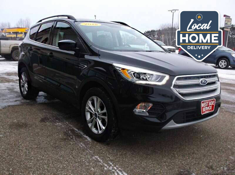 2018 Ford Escape for sale at West Side Service in Auburndale WI
