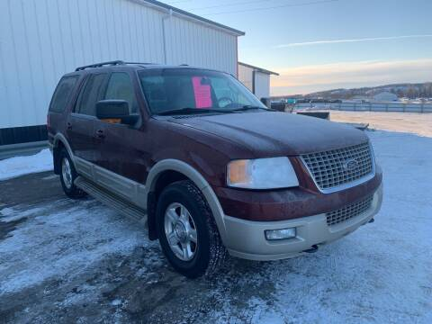 2006 Ford Expedition for sale at TRUCK & AUTO SALVAGE in Valley City ND