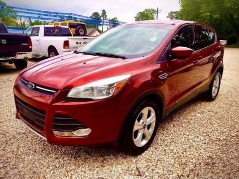 2015 Ford Escape for sale at Southeast Auto Inc in Baton Rouge LA