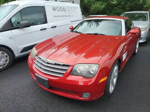 2004 Chrysler Crossfire for sale at Top Quality Auto Sales in Westport MA