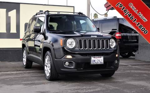 2016 Jeep Renegade for sale at H1 Auto Group in Sacramento CA