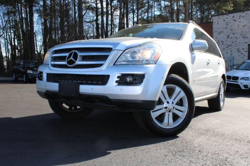 2009 Mercedes-Benz GL-Class for sale at Atlanta Unique Auto Sales in Norcross GA