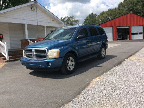2005 Dodge Durango for sale at Ace Auto Sales - $1600 DOWN PAYMENTS in Fyffe AL