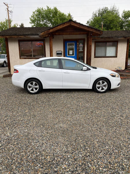 2015 Dodge Dart for sale at Sawtooth Auto Sales in Hailey ID