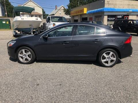 2013 Volvo S60 for sale at Gemini Auto Sales in Providence RI