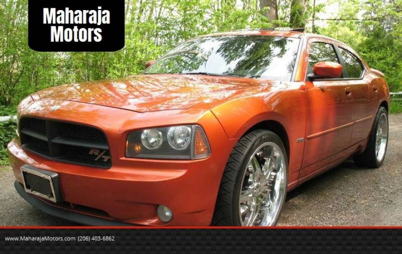 2006 Dodge Charger for sale at Maharaja Motors in Seattle WA