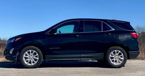 2020 Chevrolet Equinox for sale at Palmer Auto Sales in Rosenberg TX