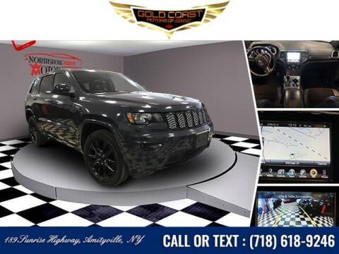 2018 Jeep Grand Cherokee for sale at Sunrise Auto Outlet in Amityville NY