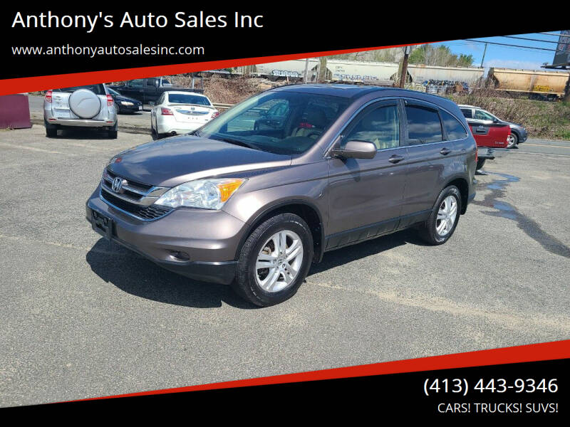 2011 Honda CR-V for sale at Anthony's Auto Sales Inc in Pittsfield MA
