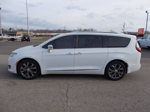 2017 Chrysler Pacifica for sale at West TN Automotive in Dresden TN