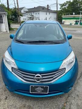 2014 Nissan Versa Note for sale at Motown Leasing in Morristown NJ