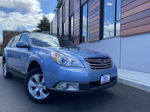 2012 Subaru Outback for sale at DAILY DEALS AUTO SALES in Seattle WA