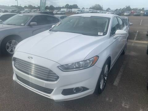2014 Ford Fusion for sale at Drive Now Motors in Sumter SC