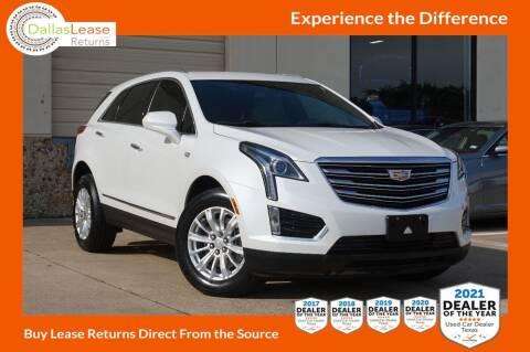 2019 Cadillac XT5 for sale at Dallas Auto Finance in Dallas TX