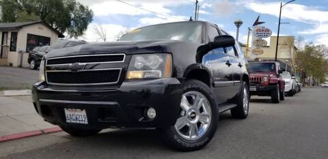 2007 Chevrolet Tahoe for sale at Bay Auto Exchange in San Jose CA