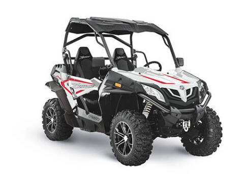 2021 CF Moto Z 800 Trail white for sale at Power Edge Motorsports- Millers Economy Auto in Redmond OR