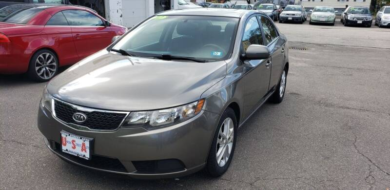 2012 Kia Forte for sale at Union Street Auto in Manchester NH