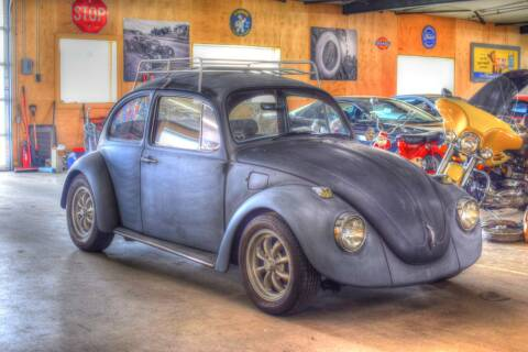 1968 Volkswagen Beetle for sale at Hooked On Classics in Watertown MN