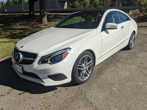 2015 Mercedes-Benz E-Class for sale at EXECUTIVE AUTOSPORT in Portland OR