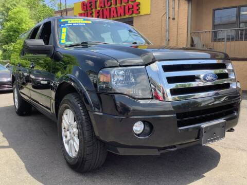 2013 Ford Expedition EL for sale at Active Auto Sales Inc in Philadelphia PA