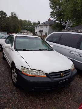 2000 Honda Accord for sale at South Metro Auto Brokers in Rosemount MN