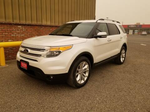 2011 Ford Explorer for sale at Harding Motor Company in Kennewick WA
