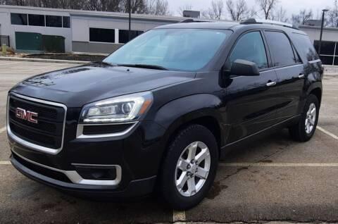 2016 GMC Acadia for sale at J & J Used Auto in Jackson MI