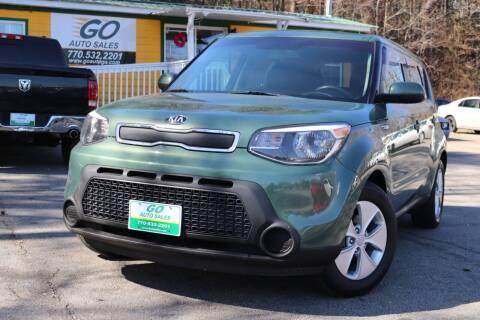 2014 Kia Soul for sale at Go Auto Sales in Gainesville GA
