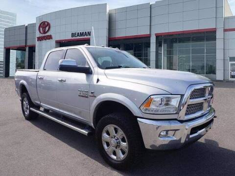2016 RAM Ram Pickup 2500 for sale at BEAMAN TOYOTA in Nashville TN