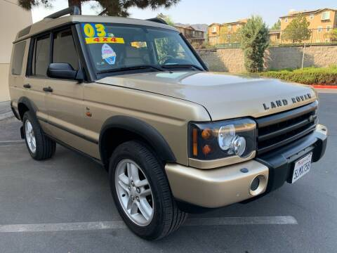 2004 Land Rover Discovery for sale at Select Auto Wholesales in Glendora CA