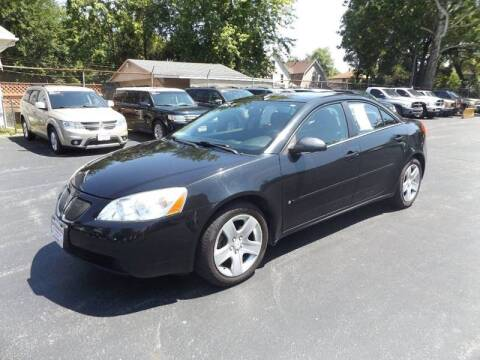 2009 Pontiac G6 for sale at Goodman Auto Sales in Lima OH