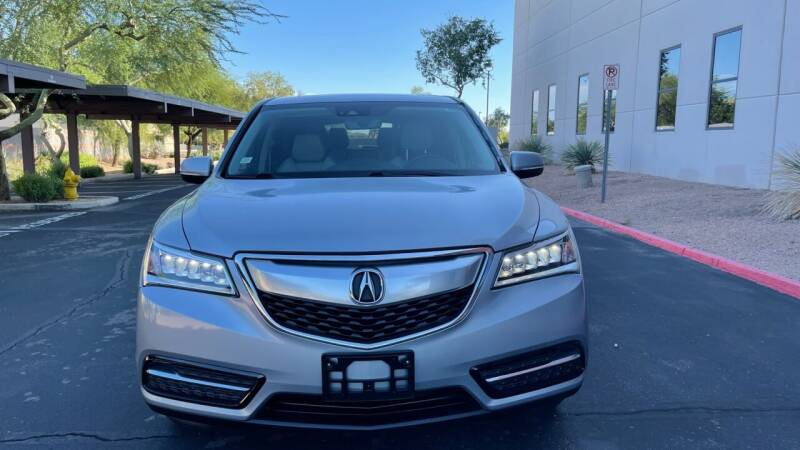 2016 Acura MDX for sale at Autodealz in Tempe AZ