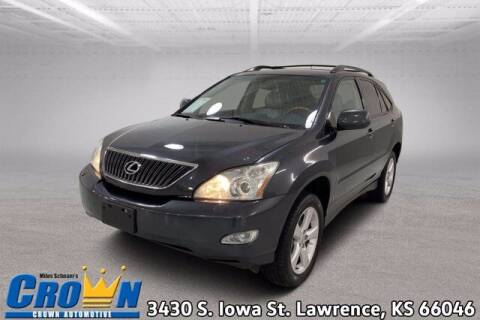 2006 Lexus RX 330 for sale at Crown Automotive of Lawrence Kansas in Lawrence KS