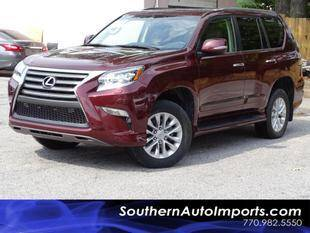 2018 Lexus GX 460 for sale at Used Imports Auto - Southern Auto Imports in Stone Mountain GA