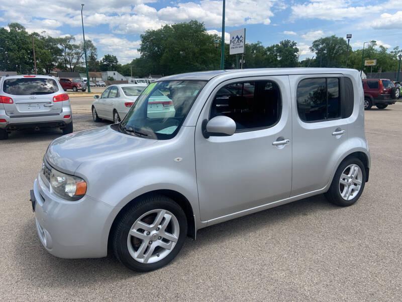 2012 Nissan cube for sale at Peak Motors in Loves Park IL