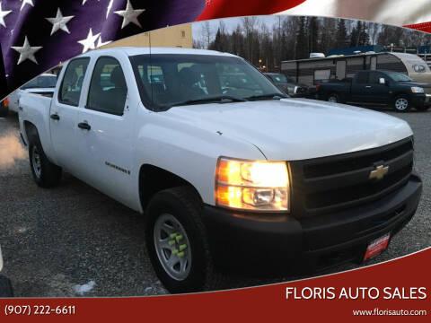 2009 Chevrolet Silverado 1500 for sale at FLORIS AUTO SALES in Anchorage AK