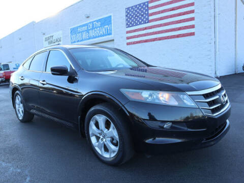 2010 Honda Accord Crosstour for sale at RUSTY WALLACE HONDA in Knoxville TN
