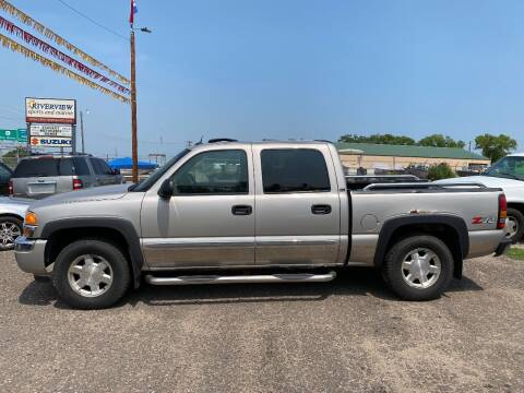 2005 GMC Sierra 1500 for sale at Affordable 4 All Auto Sales in Elk River MN
